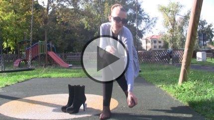 19.10.2016 · Christelle · Nylon Socks