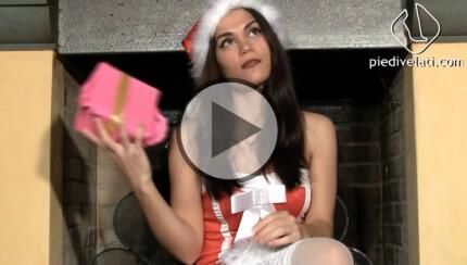 25.12.2009 · Chiara · Stockings