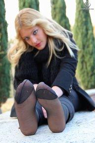 01.04.2012 · Christelle · Nylon Socks