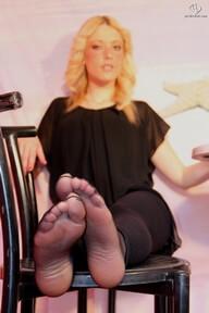 02.09.2012 · Christelle · Nylon Socks
