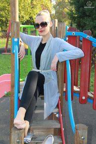 20.01.2013 · Christelle · Nylon Socks