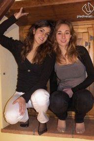 29.09.2008 · Costanza, Giorgia · Pantyhose, Two Or More Girls
