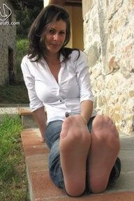 28.06.2009 · Elena · Pantyhose