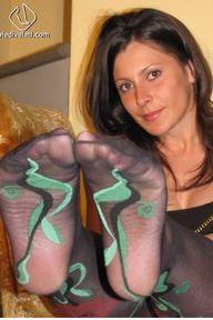 02.08.2009 · Elena · Pantyhose