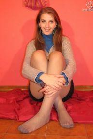 18.03.2012 · Eleonora · Pantyhose