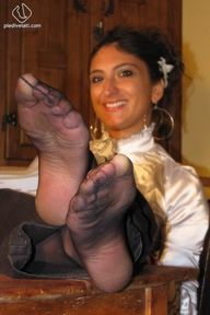29.01.2012 · Flavia · Nylon Socks