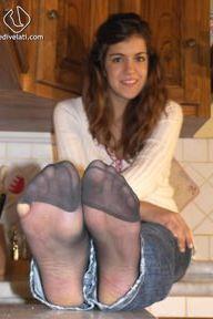 18.01.2009 · Giorgia · Pantyhose