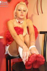13.02.2011 · Ilenia · Nylon Socks