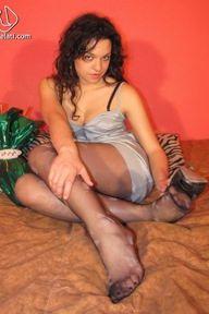21.03.2010 · Luana · Pantyhose