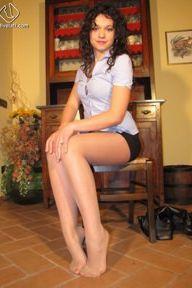 22.08.2010 · Luana · Pantyhose